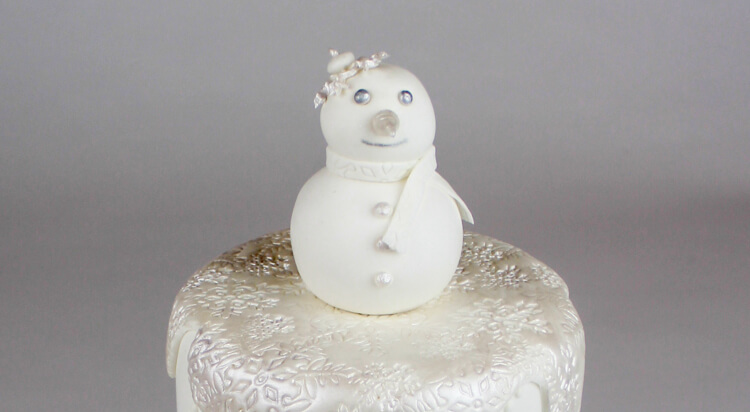 A Brief History of Christmas Cakes